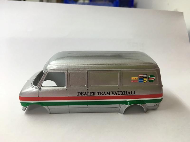 Bedford CF Rally Van Img_4414