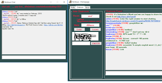 Nimbuzz: Nimbuzz Connect in C# with Chatroom, Captchas Loading, Profile Changer, etc. Sarjhe11