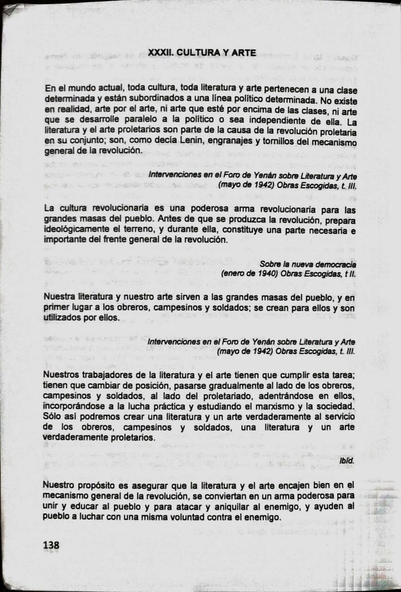 El papel de los artistas en una sociedad comunista E4929811