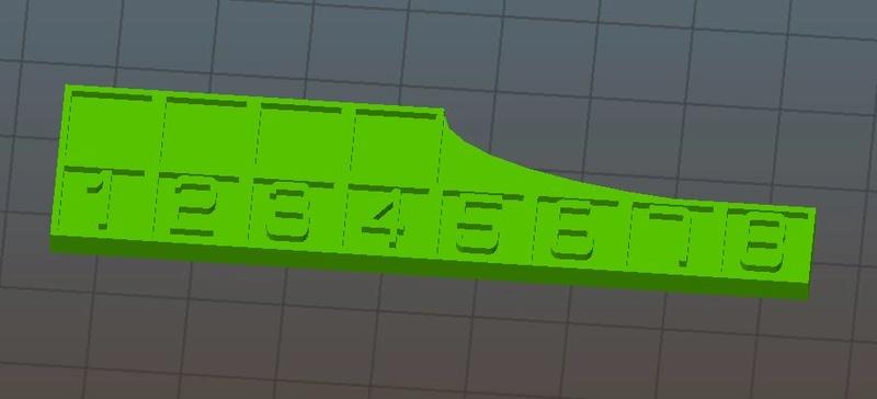 [TUTO imprimante 3D] Imprimer en couleur avec un seul extrudeur V1 Captur20