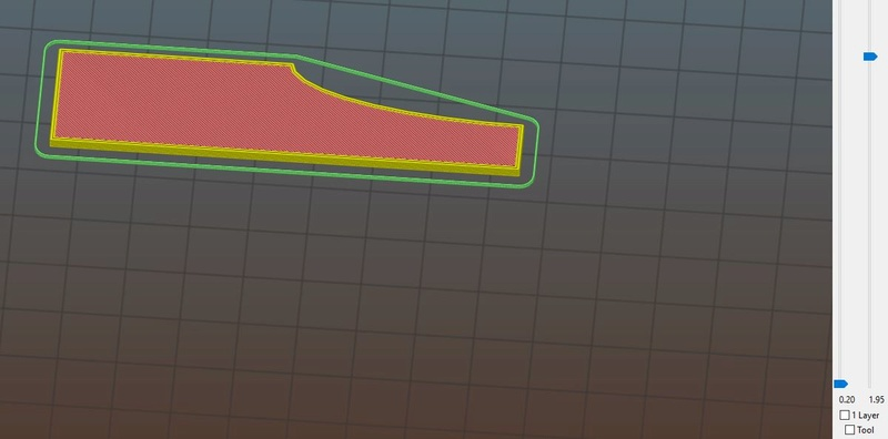 [TUTO imprimante 3D] Imprimer en couleur avec un seul extrudeur V1 Captur21