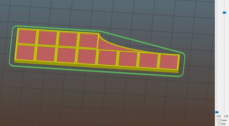 [TUTO imprimante 3D] Imprimer en couleur avec un seul extrudeur V1 Captur22