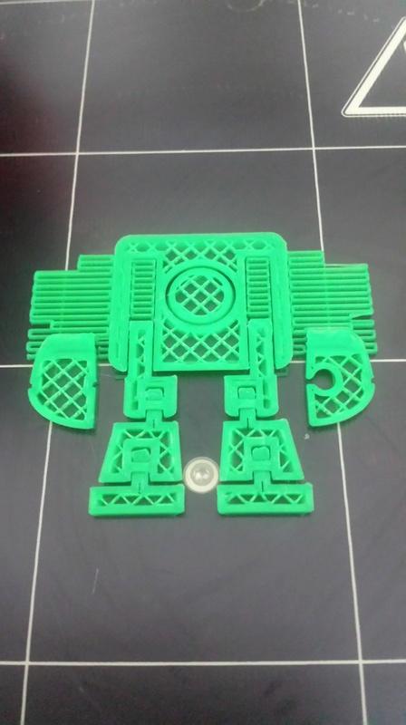 it is arrived !!! imprimante 3D Original Prusa i3 MK2S - Page 4 Robot_11