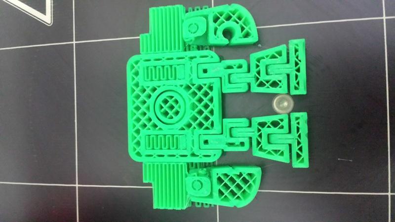 it is arrived !!! imprimante 3D Original Prusa i3 MK2S - Page 4 Robot_12
