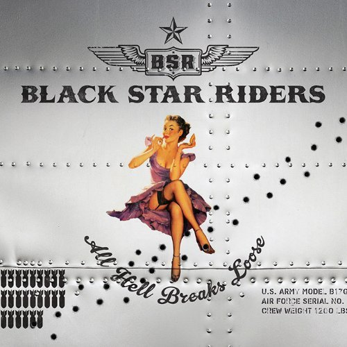 Black Star Riders  Bsr10