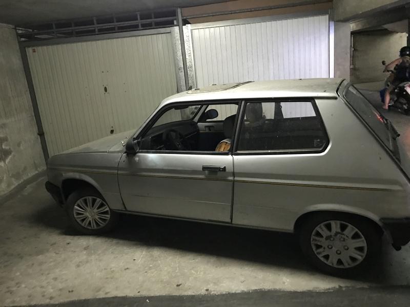 Talbot Samba de 1982 Image210