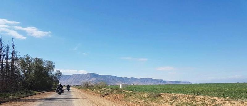 [Maroc Camp/Bivouacs] Bivouac à rchida (Commune Mahirija, Province Guercif) Rchida11