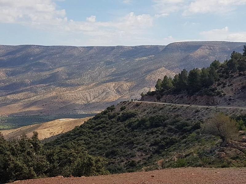 [Maroc Camp/Bivouacs] Bivouac à rchida (Commune Mahirija, Province Guercif) Rchida12