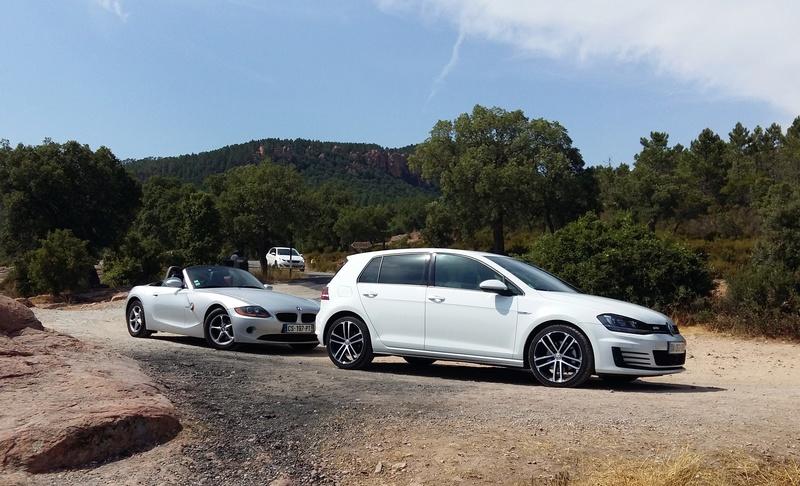 VW GOLF VII GTD Blanc Pur de 2014 811