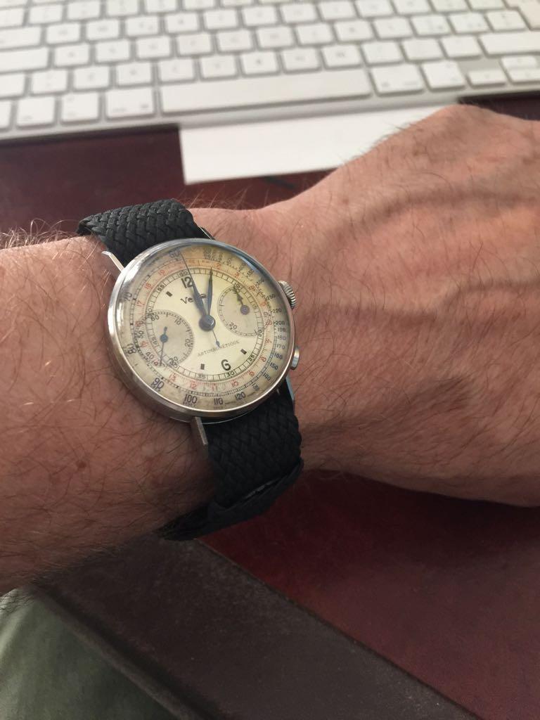 Enicar -  [Postez ICI les demandes d'IDENTIFICATION et RENSEIGNEMENTS de vos montres] - Page 3 Vetta210