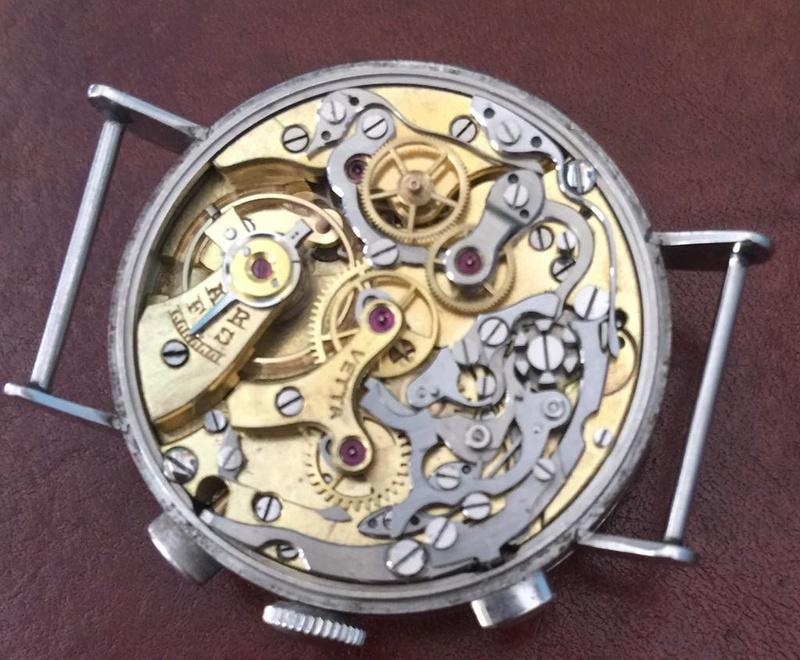 Enicar -  [Postez ICI les demandes d'IDENTIFICATION et RENSEIGNEMENTS de vos montres] - Page 3 Vetta410
