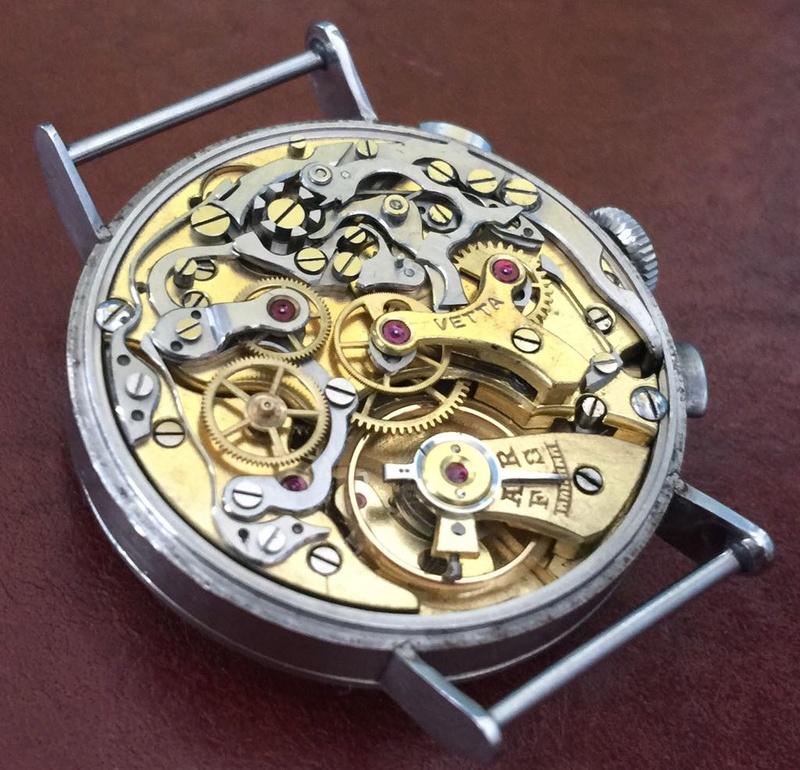Enicar -  [Postez ICI les demandes d'IDENTIFICATION et RENSEIGNEMENTS de vos montres] - Page 3 Vetta510