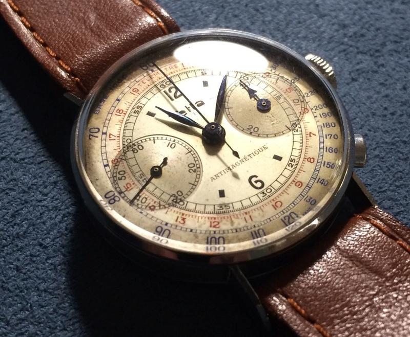 Enicar -  [Postez ICI les demandes d'IDENTIFICATION et RENSEIGNEMENTS de vos montres] - Page 3 Vetta610