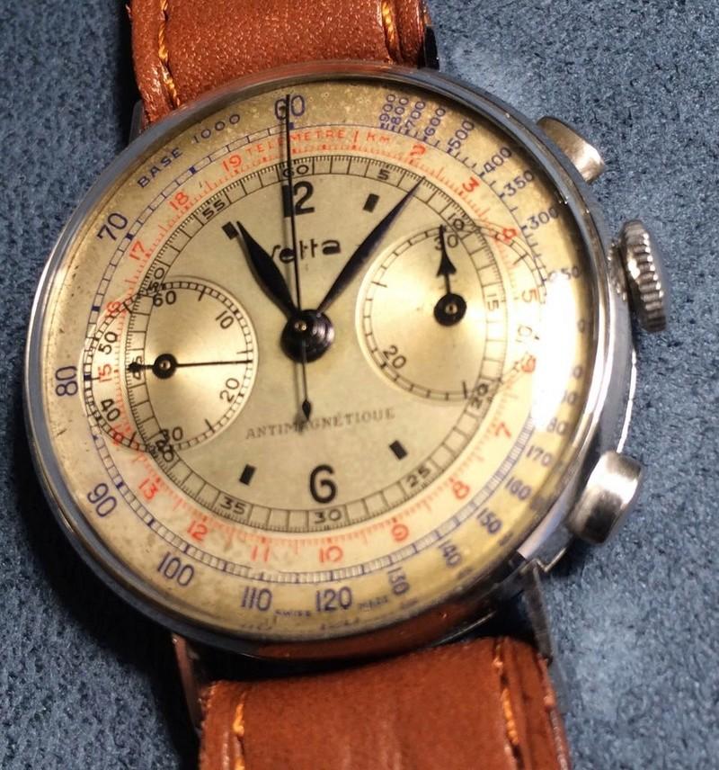 Enicar -  [Postez ICI les demandes d'IDENTIFICATION et RENSEIGNEMENTS de vos montres] - Page 3 Vetta710