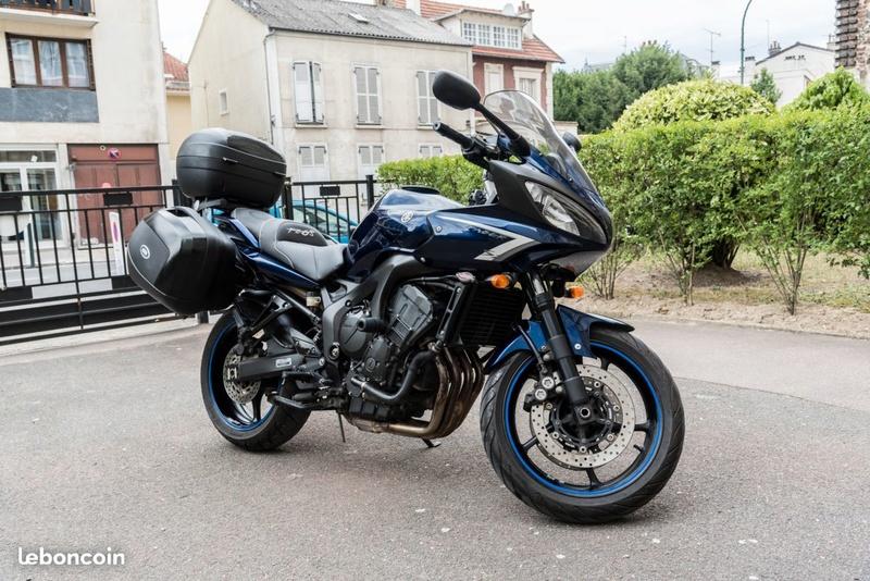 [VENDUE] Yamaha FZ6S Fazer S2 - 2008 - 30 000km - 3900€ Fz610