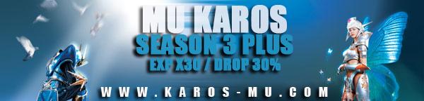 [Season 3] MU KAROS PLUS [x30 - 30%]  Banner11