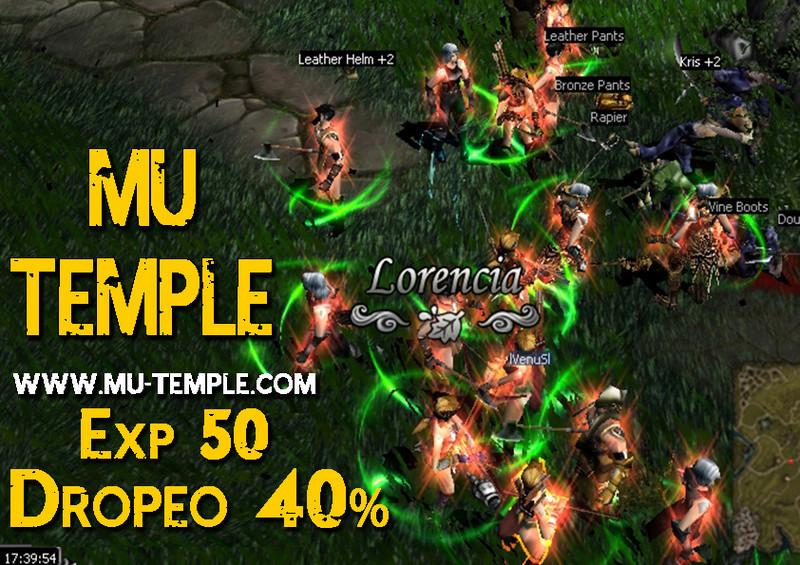 Mu Temple [Exp x50 - Drop 40%] Season 6 Episodio 3 Screen14