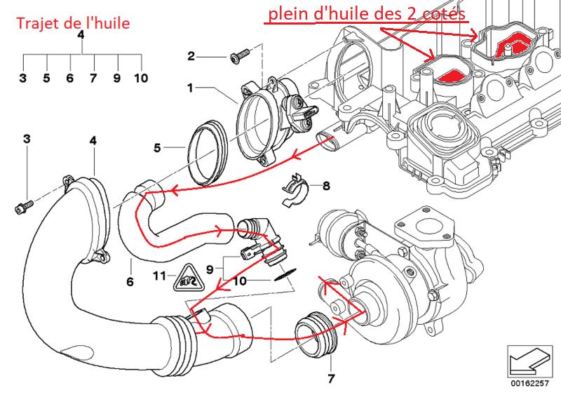 [ BMW E46 320d M47 an 1998 ] Monter un récupérateur d'huile (résolu) 13_06511