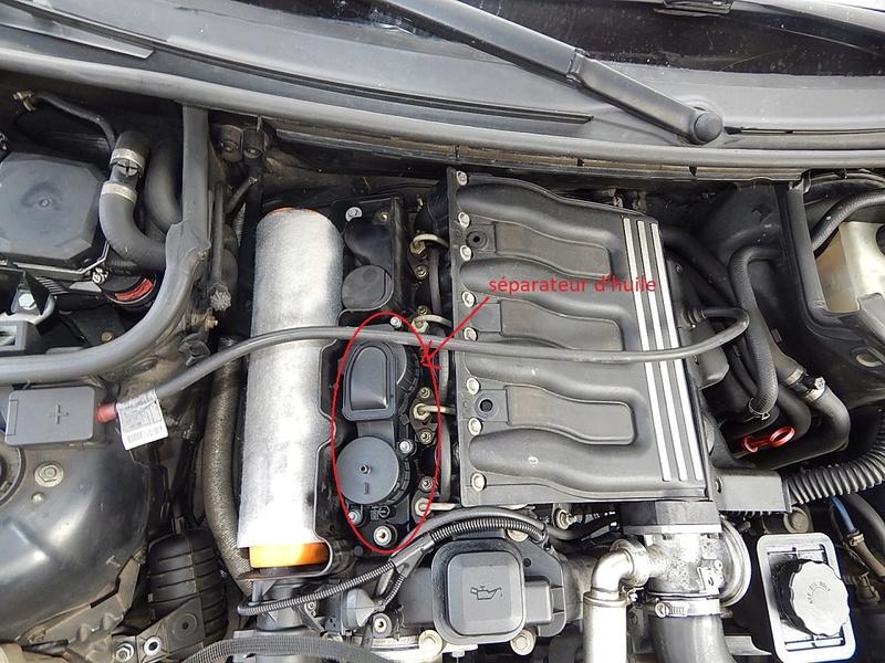 [ BMW E46 320d M47 an 1998 ] Monter un récupérateur d'huile (résolu) Dscn5518