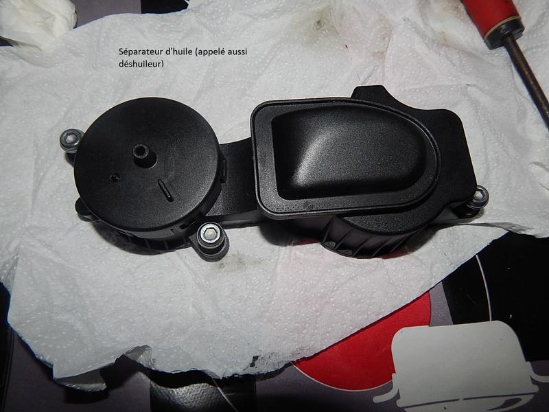 [ BMW E46 320d M47 an 1998 ] Monter un récupérateur d'huile (résolu) Dscn5614