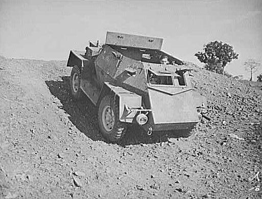 اسلحة الحرب العالمية الاولى و الثانية :الجزء الخامس المصفحة الهندية  Indian Pattern Carrier  Vehicl20