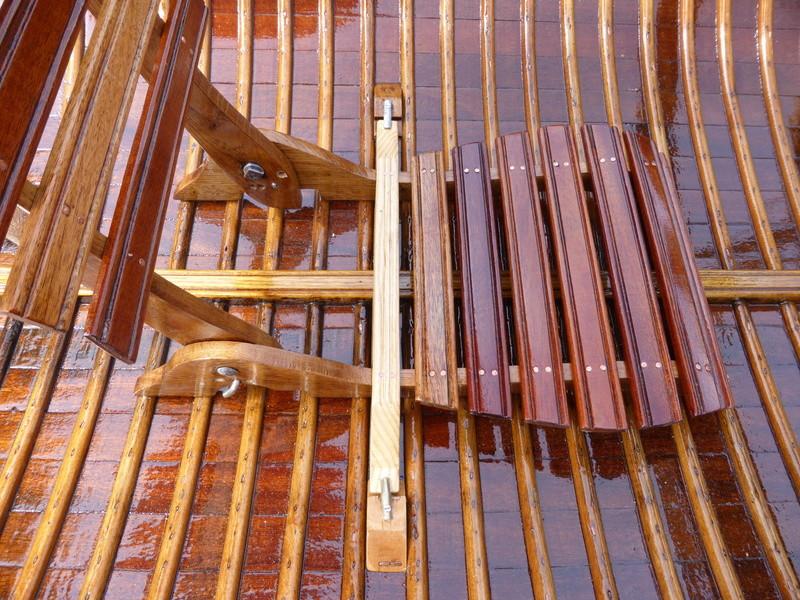 Rénovation canoë acajou PIERRE DELMEZ - Page 2 Forum104