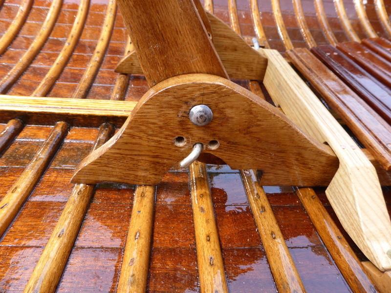 Rénovation canoë acajou PIERRE DELMEZ - Page 2 Forum105