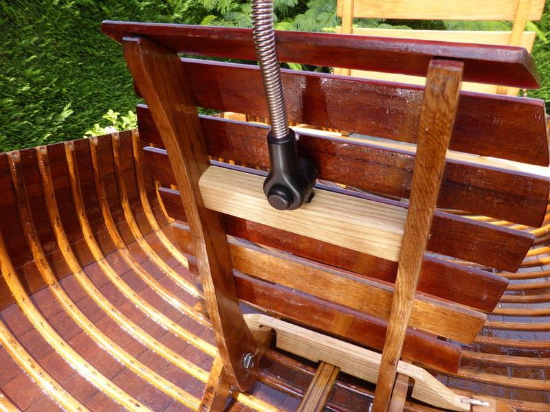 Rénovation canoë acajou PIERRE DELMEZ - Page 2 Forum107