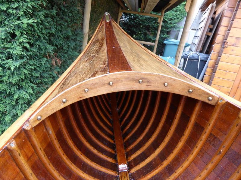 Rénovation canoë acajou PIERRE DELMEZ - Page 2 Forum115