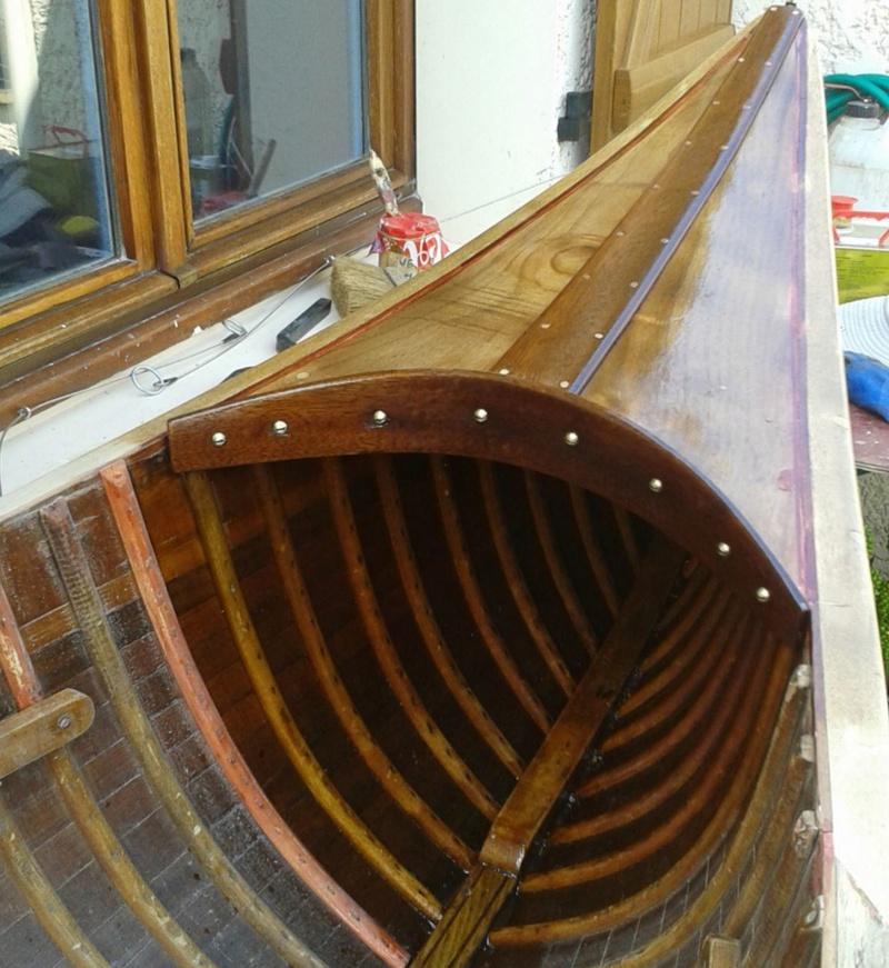 Rénovation canoë acajou PIERRE DELMEZ - Page 2 Forum118