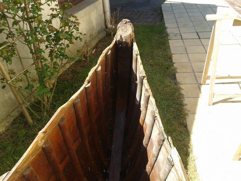 Rénovation canoë acajou PIERRE DELMEZ - Page 2 Forum_40