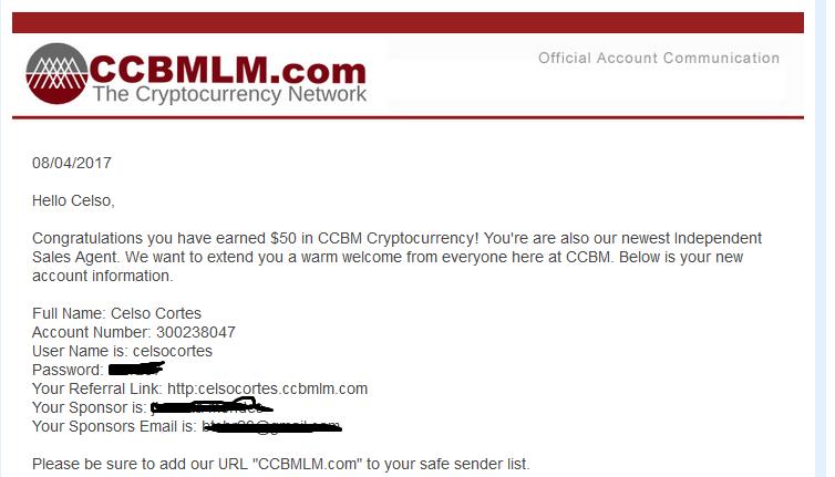 [Testar] CCBMLM - Nova Cripto Moeda! Sem_ty10
