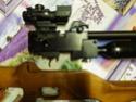 TESTE HATSAN BARRAGE 5.5mm 45joules semi auto 00210