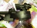 TESTE HATSAN BARRAGE 5.5mm 45joules semi auto 00410