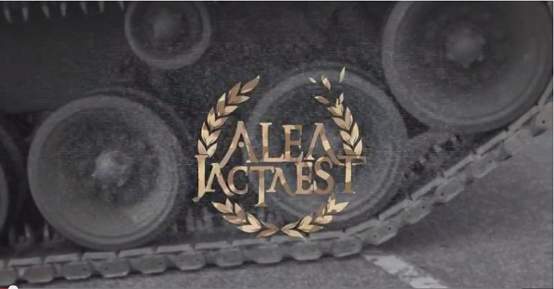 ALEA IACTA EST ( Le sort en est jeté )
