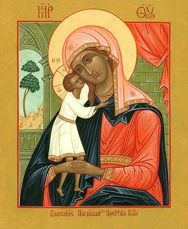 Молитвы ко Пресвятой Богородице 51a70f10