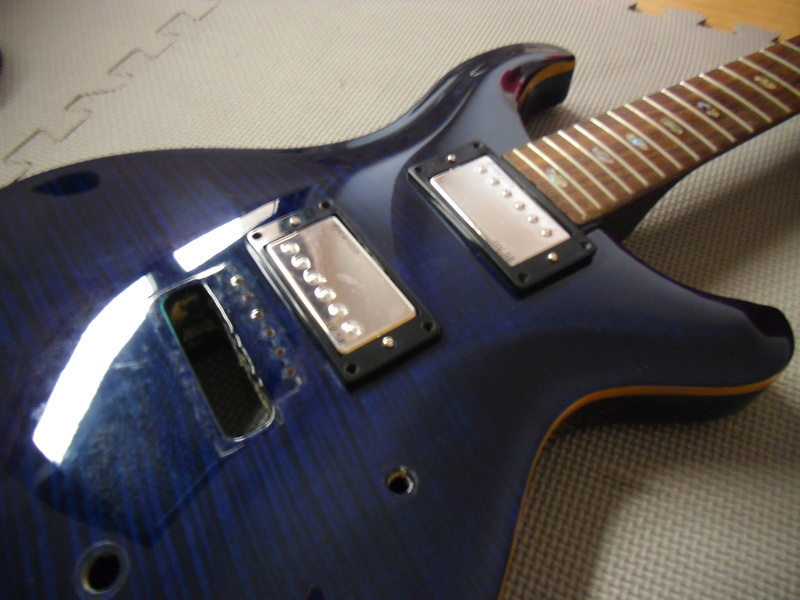 Projecto Stagg PRS Style Cimg2611