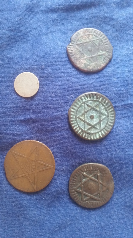 Felús y otras monedas árabes 20170810