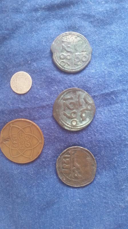 Felús y otras monedas árabes 20170811