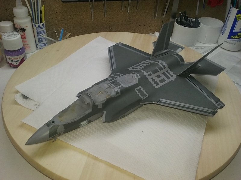 F-35B KITTY HAWK 1/48 - Σελίδα 2 20170215