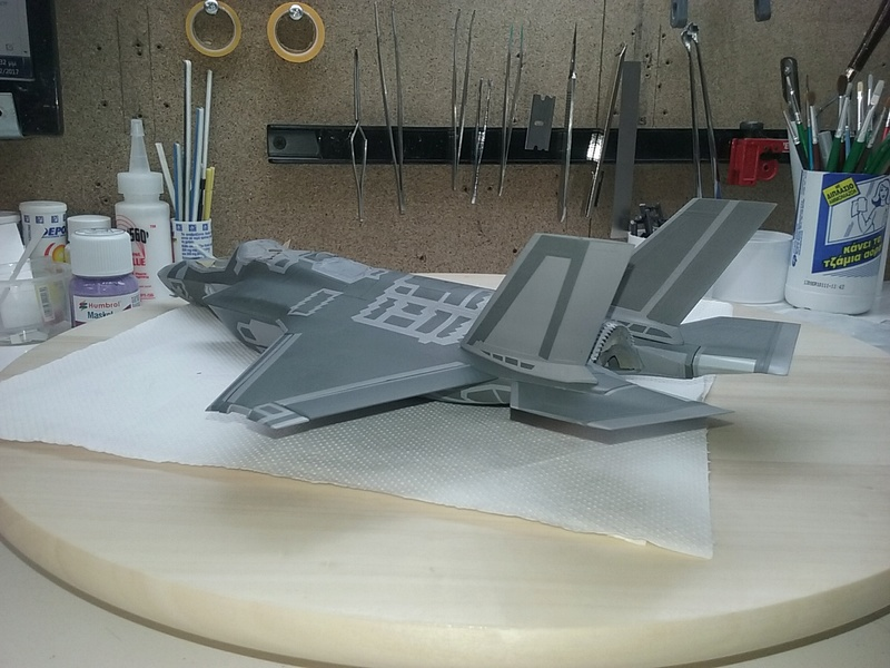 F-35B KITTY HAWK 1/48 - Σελίδα 2 20170217