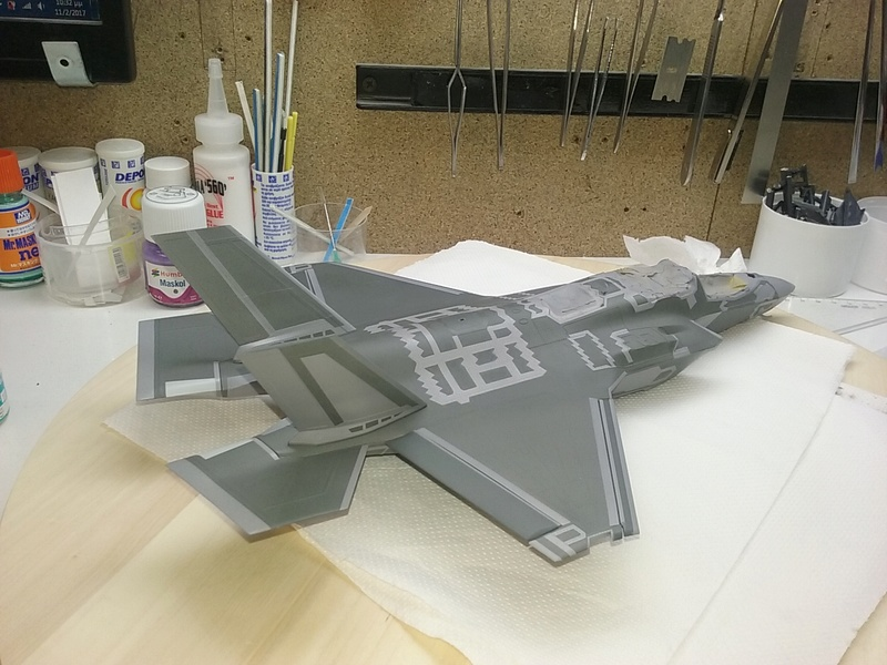 F-35B KITTY HAWK 1/48 - Σελίδα 2 20170218