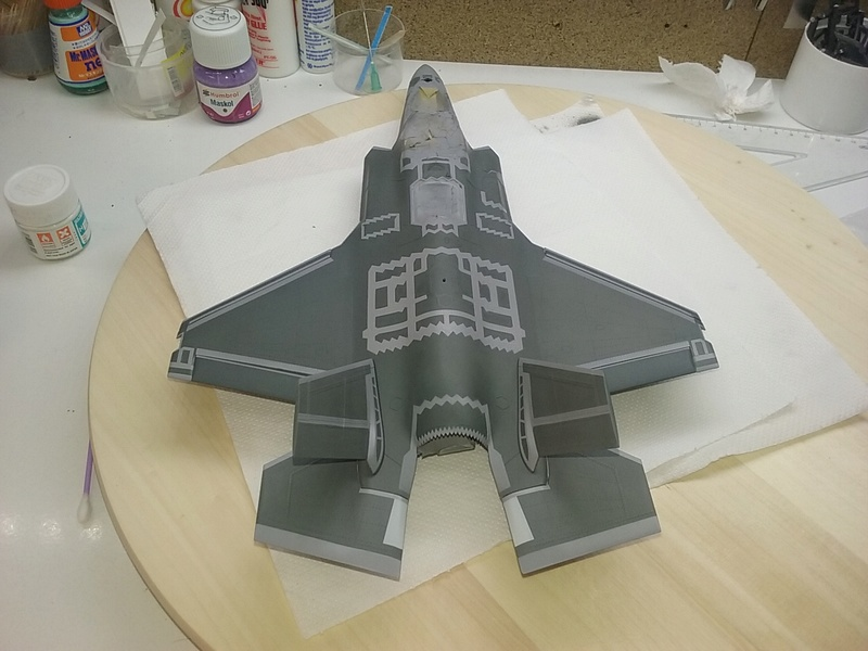 F-35B KITTY HAWK 1/48 - Σελίδα 2 20170219