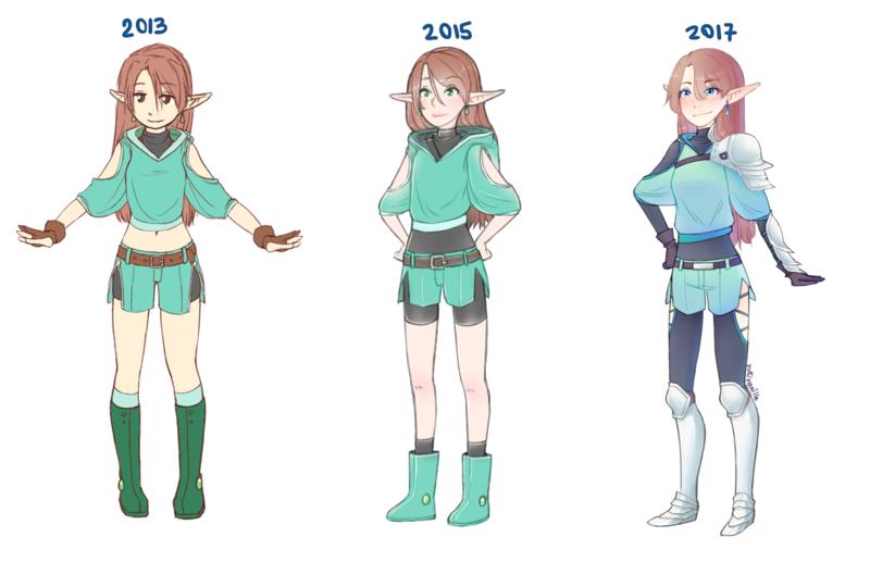 Desenhos de 2016 e 2017 2016-110