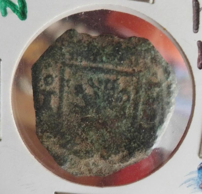 8 Maravedis de Felipe IV de 1621, Toledo Img_2020