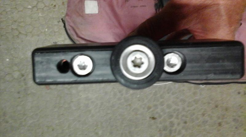 fixation mat alpinefoil v2 access 15022210