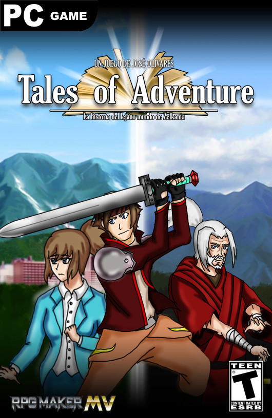 [RPG Maker MV] Tales of Adventure Alpha 0.4 Juego_10