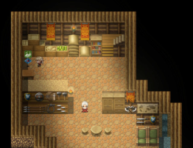 [RPG Maker MV] Tales of Adventure Alpha 0.4 Screen14