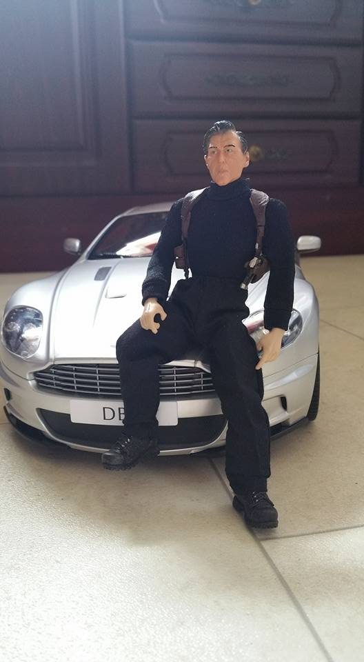 The names Bond, James Bond! Zzzzzz19