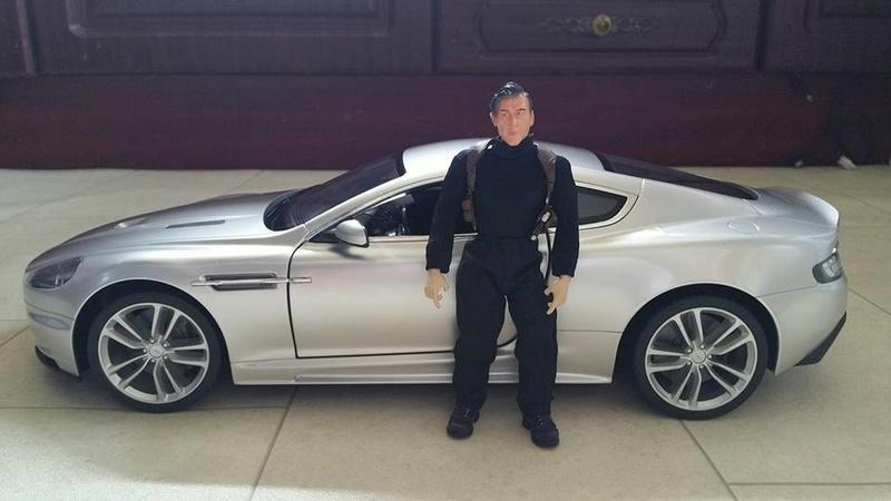 The names Bond, James Bond! Zzzzzz21